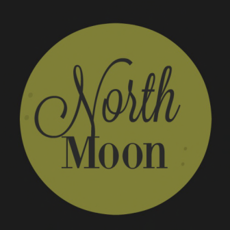 NEW- North moon Logo