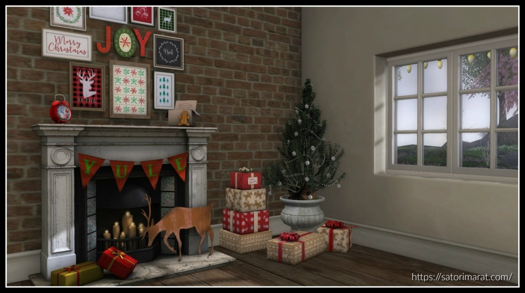 chimia-yule-fireplace-with-frame