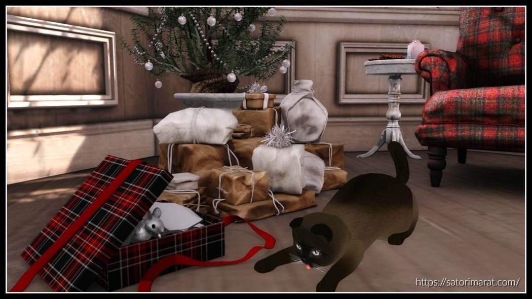 kitty-christmas-with-frame